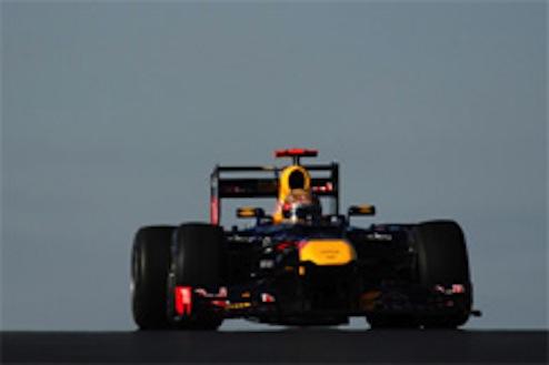 2012F1アメリカGP予選