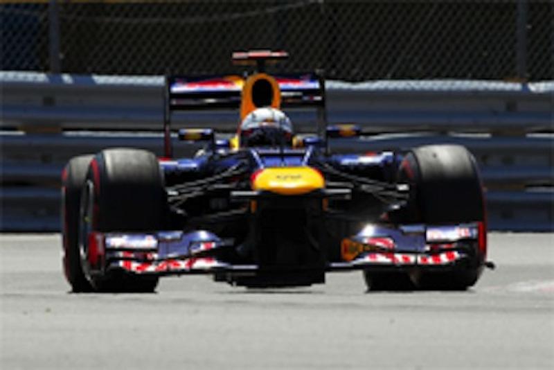 F1 2012 カナダ 予選