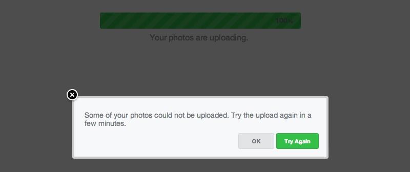 2013年5月14日500pxに写真をUploadできない