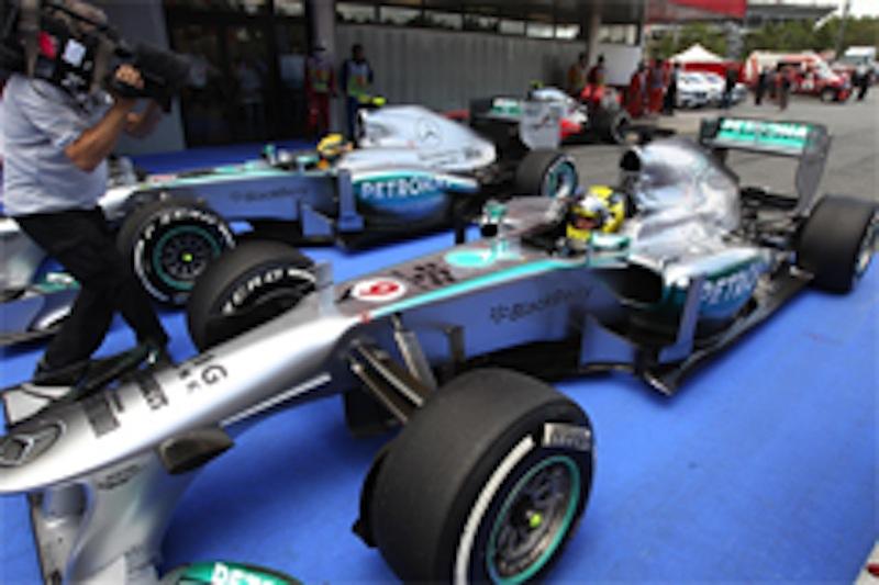 2013年F1スペインGP予選