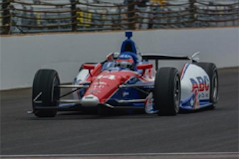 佐藤琢磨Indy500予選