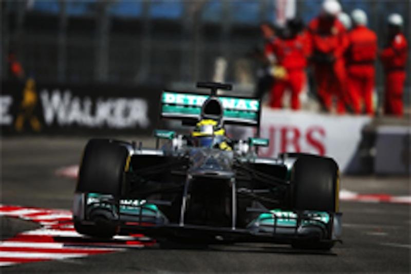 2013年F1モナコGP予選