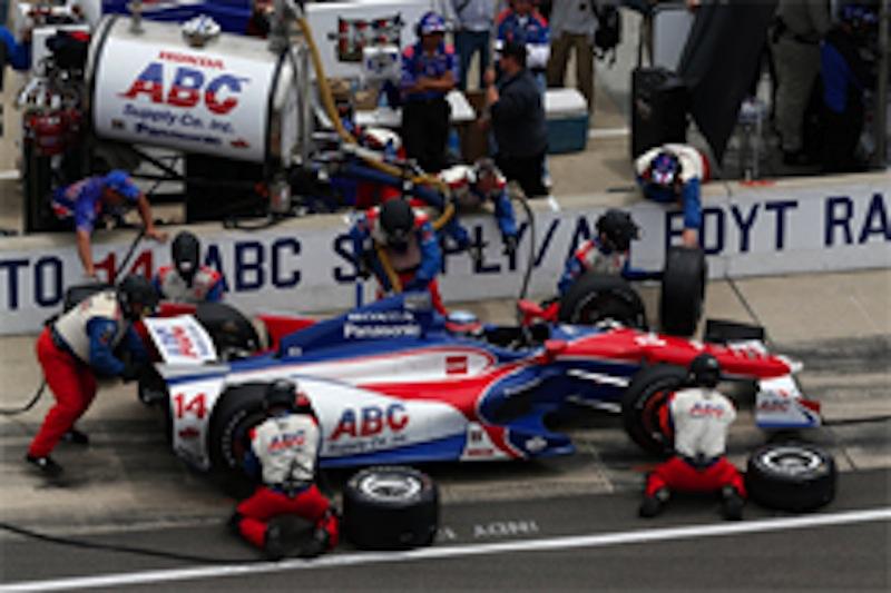 2013年Indy500佐藤琢磨