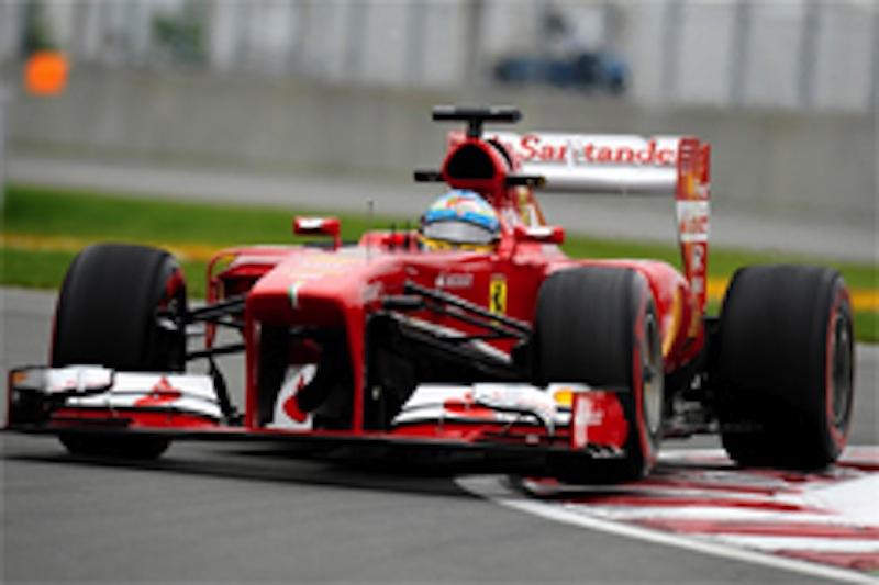 2013年F1カナダGP FP2
