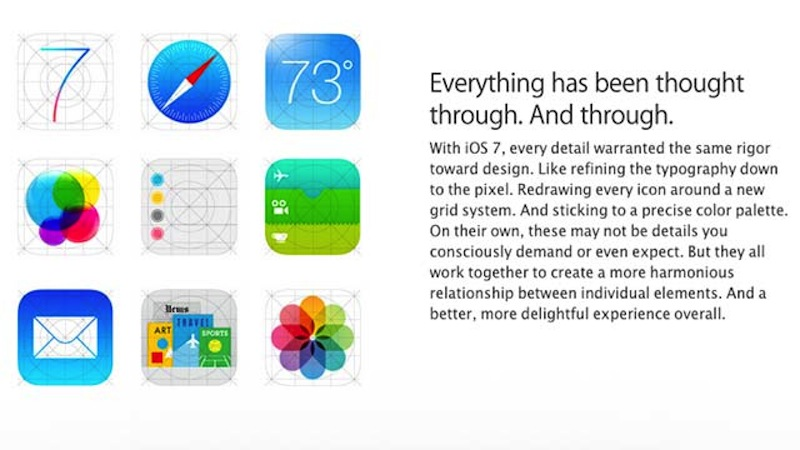 iOS7アイコン