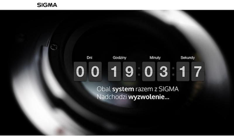 SIGMAカウントダウン