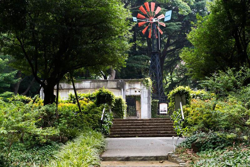 写真 フランス公使館の遺跡