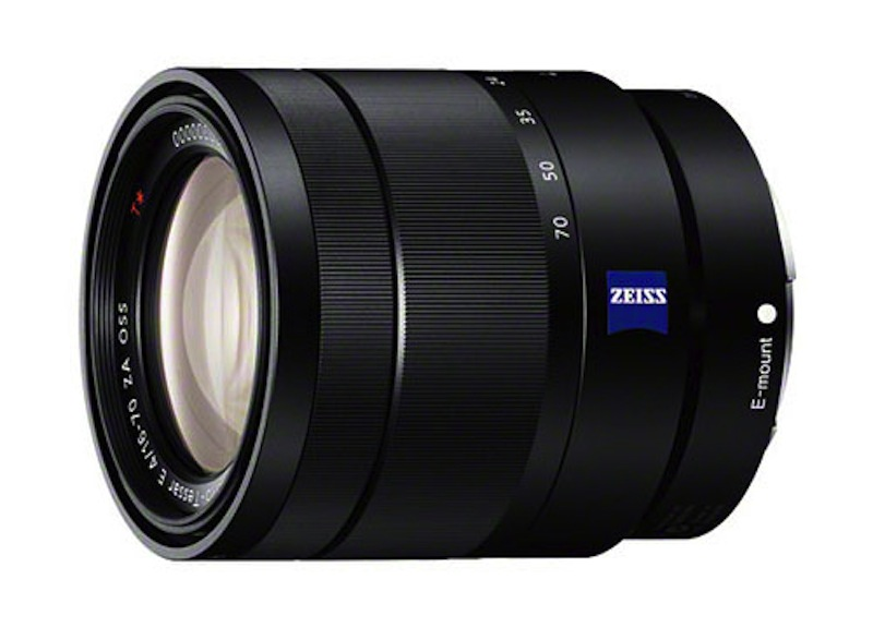 SONY E16-70mm F4 ZA OSS