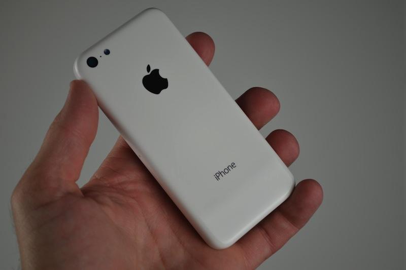 iPhone5Cリーク画像