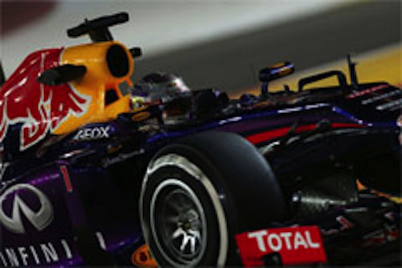 F1 2013 シンガポール 予選