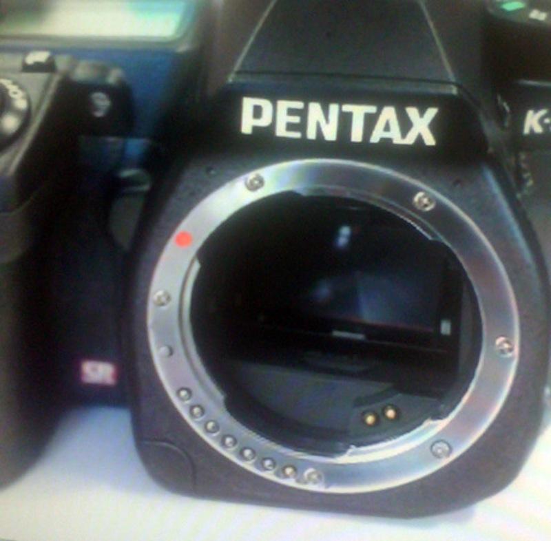 PENTAXのライカ判カメラ