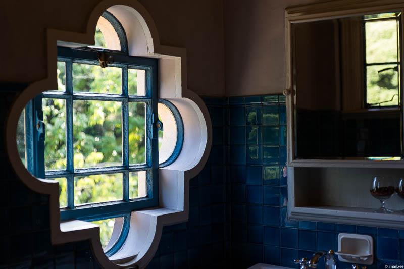 ベーリックホール 窓