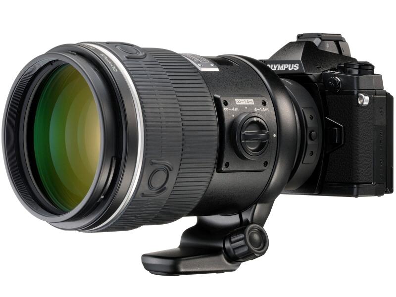 OM-D E-M1 ZUIKO DIGITAL ED 150mm F2