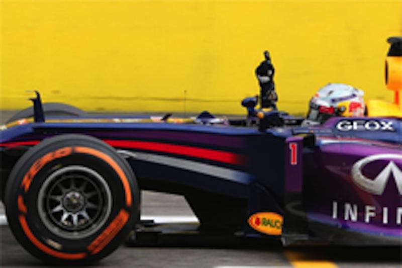 F1 2013 イタリア 決勝