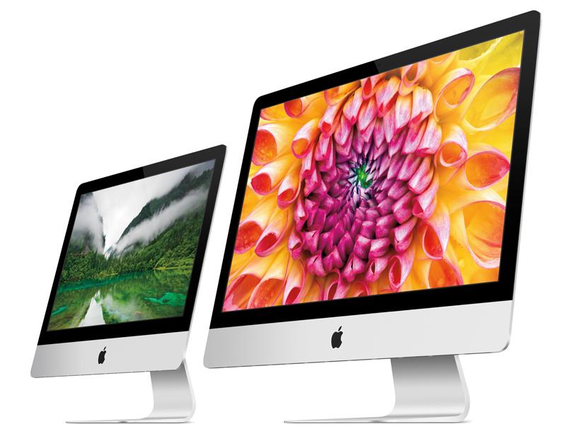 Haswell世代のiMac