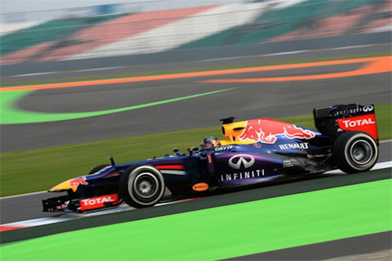 F1 インド FP2