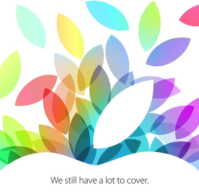 Appleイベント2013年10月22日