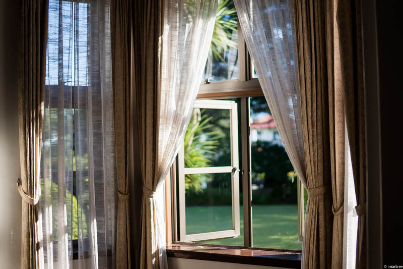 イギリス館 窓