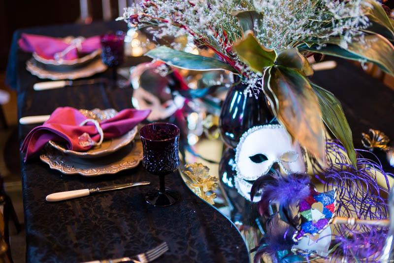 山手111番館 ハロウィーン仕様テーブル