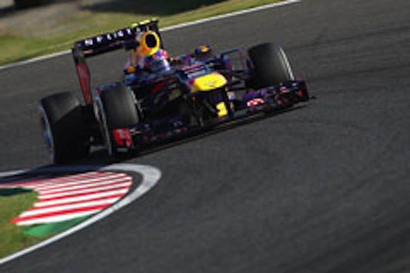 F1 2013 日本 予選