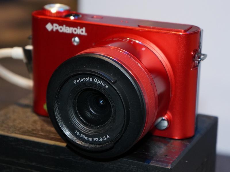 Polaroidノンレフレックスカメラ