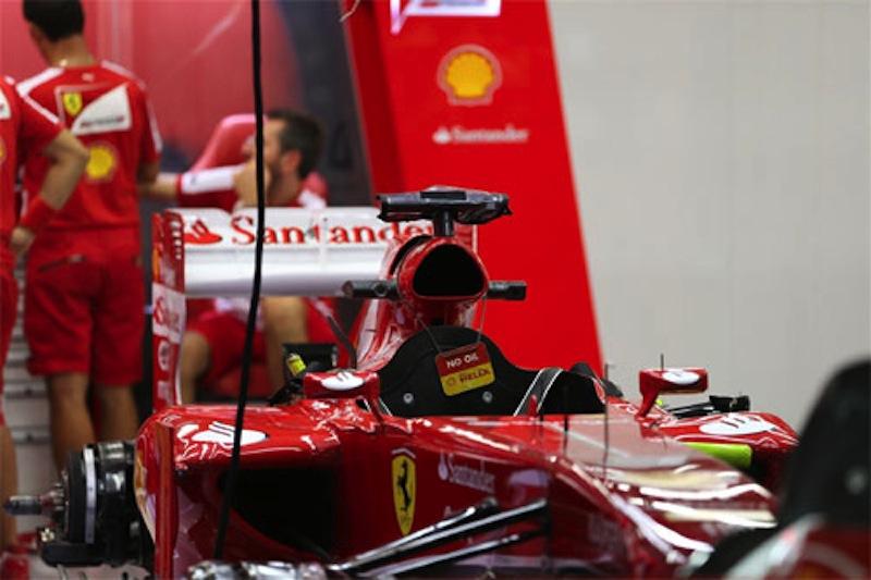 F1 フェラーリ 2013