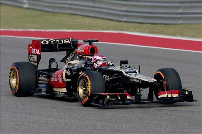 F1 2013 アメリカ FP2