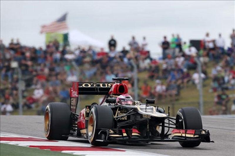 F1 2013 アメリカ 予選