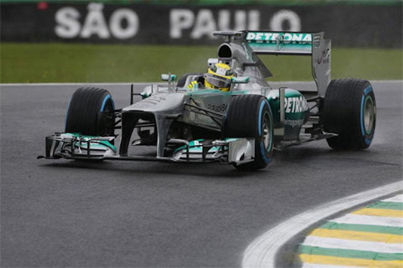 F1 2013 ブラジル FP2