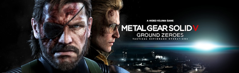 METAL GEAR SOLID Ⅴ GROUND ZEROES