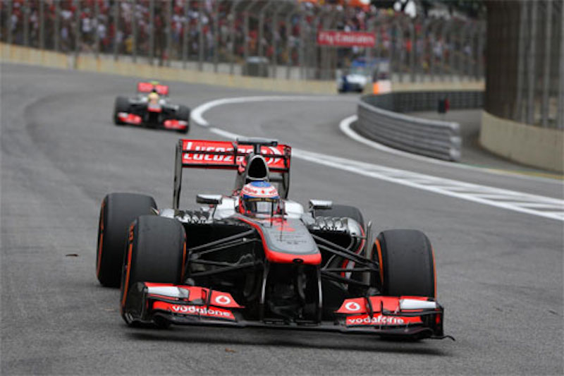 F1 2013 ブラジル 決勝