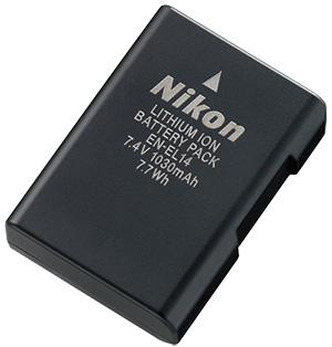 Nikonバッテリー