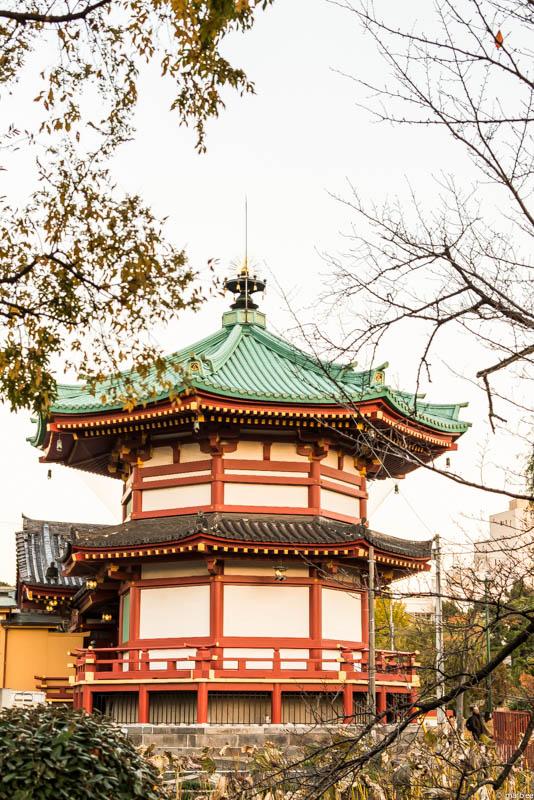 上野公園 神社