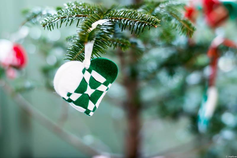 ブラフ18番館 クリスマスの飾り