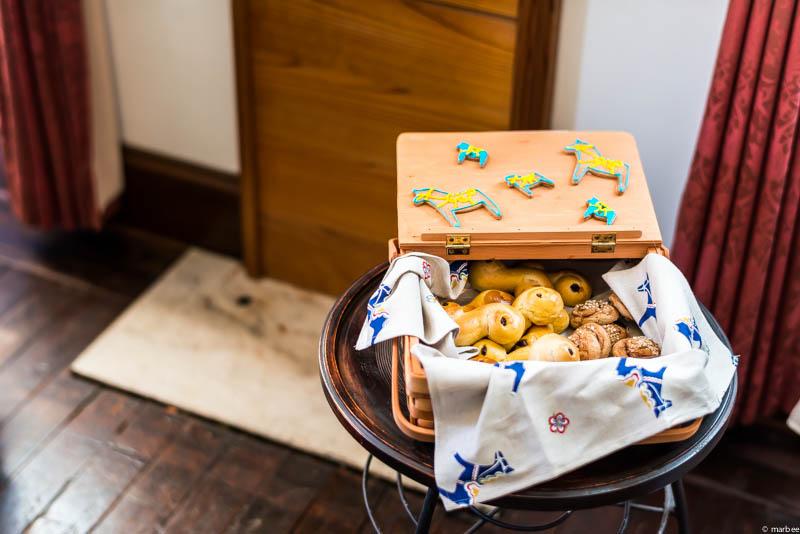 外交官の家 お菓子