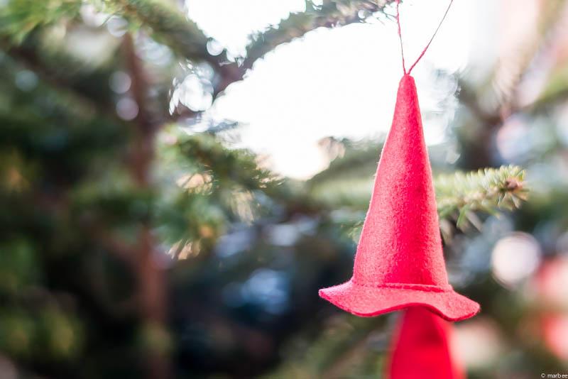 外交官の家 クリスマスの飾り