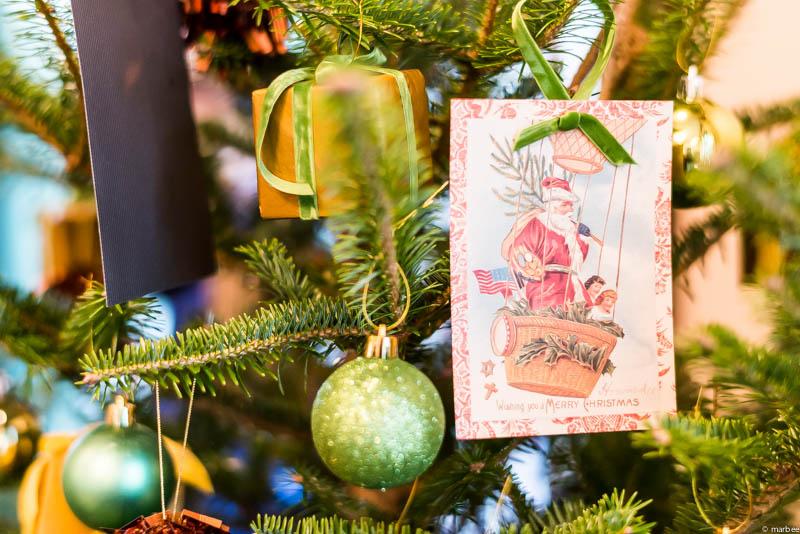 エリスマン邸 クリスマスの飾り付け