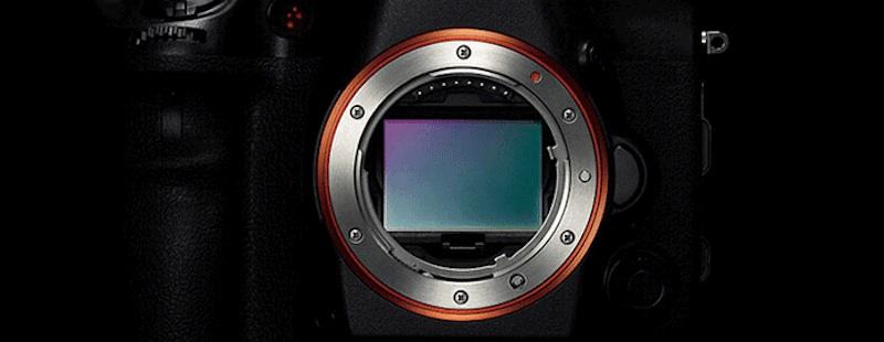 SONY 54MP画像センサー