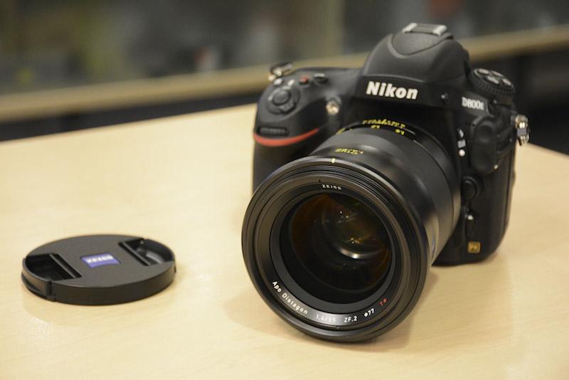 Zeiss OTUS 55mm F1.4 Distagon T* ZF.2 NikonFマウント