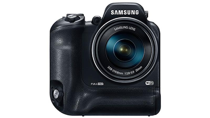 Samsung WB2200F 前面