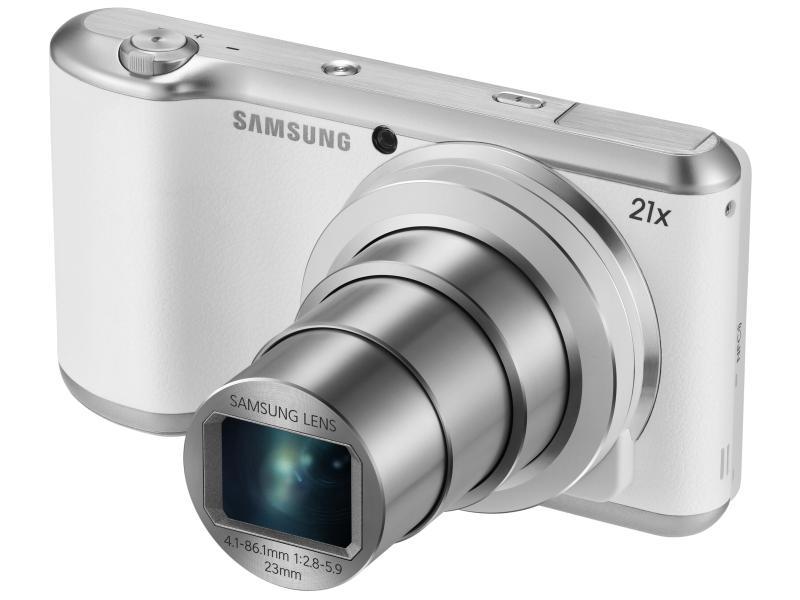 Galaxy Camera 2 前面