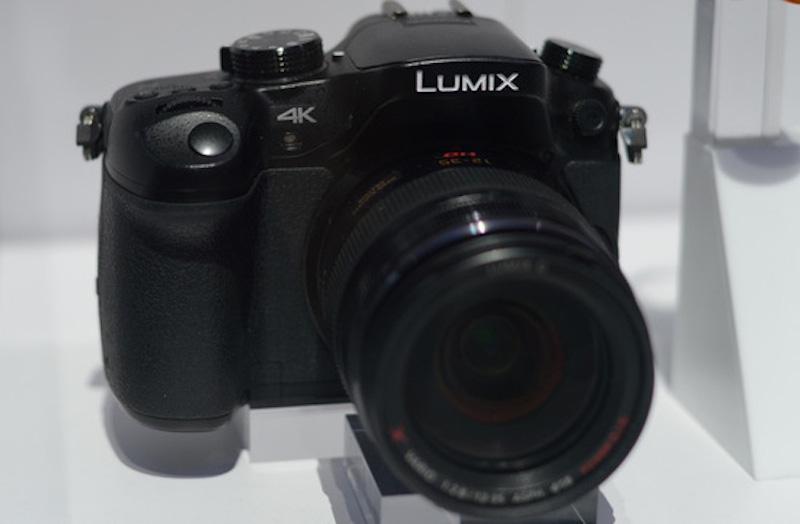 Panasonic 4K カメラ