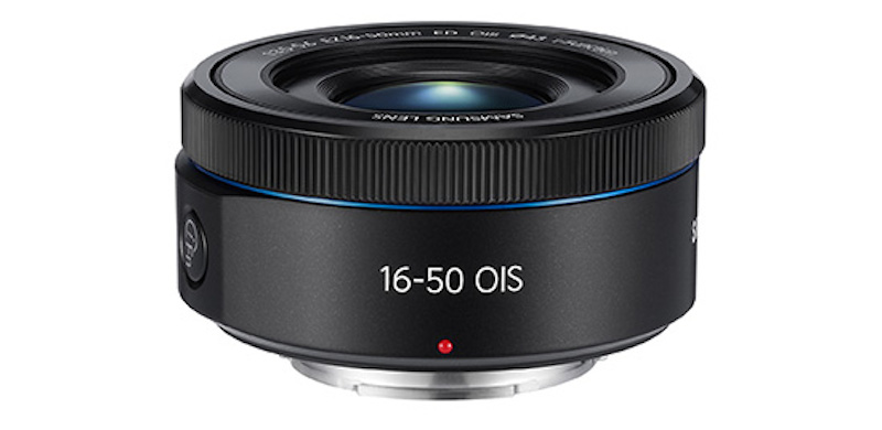 Samsung 16-50mm F3.5-5.6 Power Zoom ED OIS