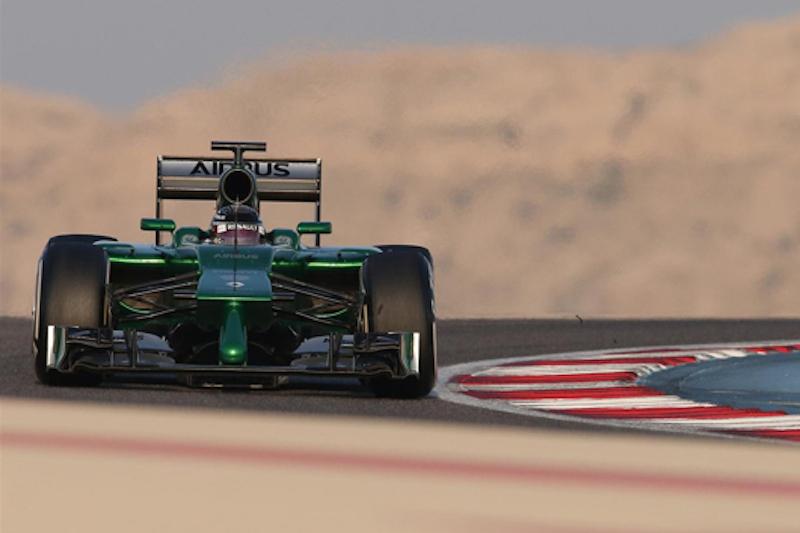 F1 2014 ウィンターテスト 第二回 バーレーン 最終日