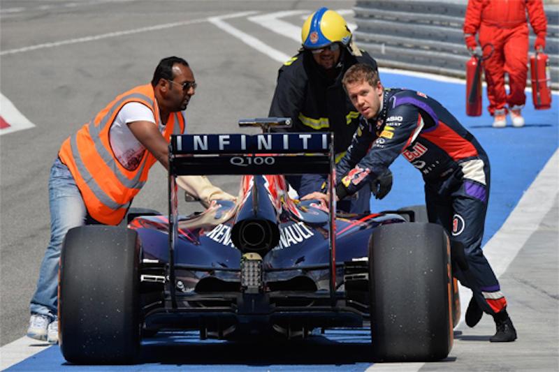 F1 2014 ウィンターテスト 第三回 バーレーン 三日目