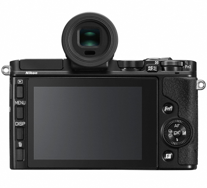 Nikon1 V3 背面