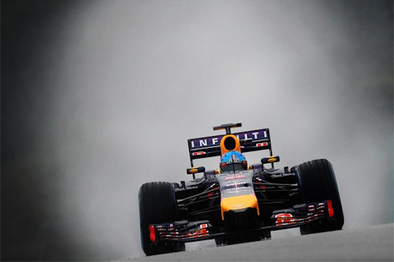 F1 2014 マレーシア 予選