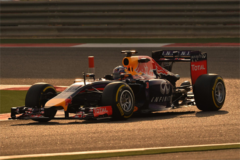 F1 2014 ウィンターテスト 第三回 バーレーン 二日目