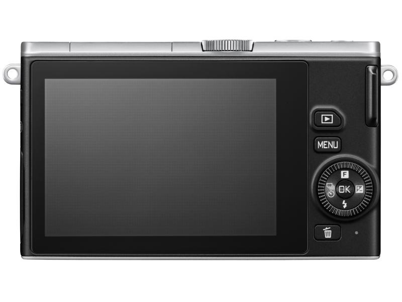 Nikon 1 J4 背面