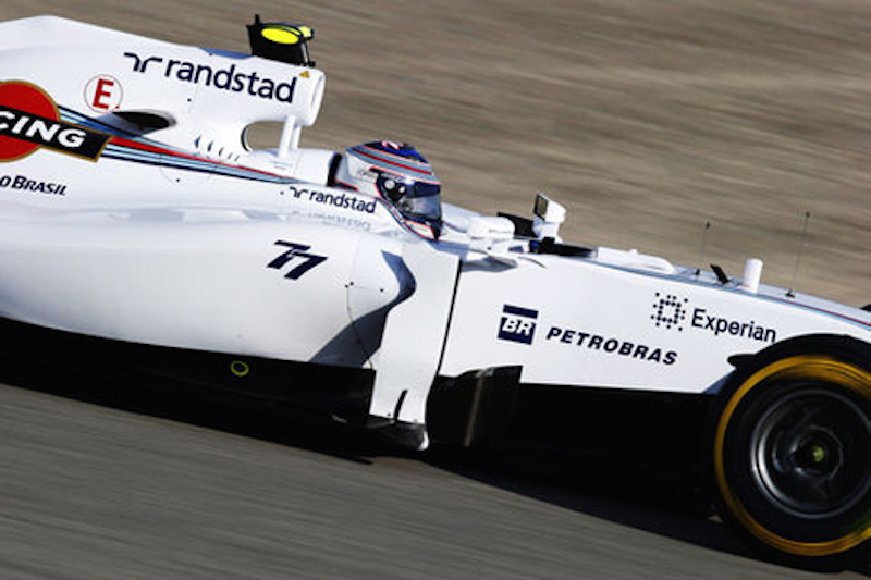 F1 2014 バーレーン 予選
